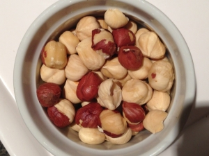 160g Roasted Hazelnuts