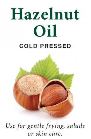 Hazelnut oil 250g